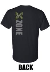 X Zone Stealth T-Shirt - Black