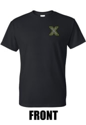 X Zone Stealth T-Shirt - Black