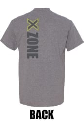 X Zone Stealth T-Shirt - Light Grey