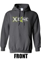 X Zone Hoodie - Grey
