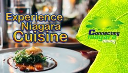 Niagara Cuisine Advertising