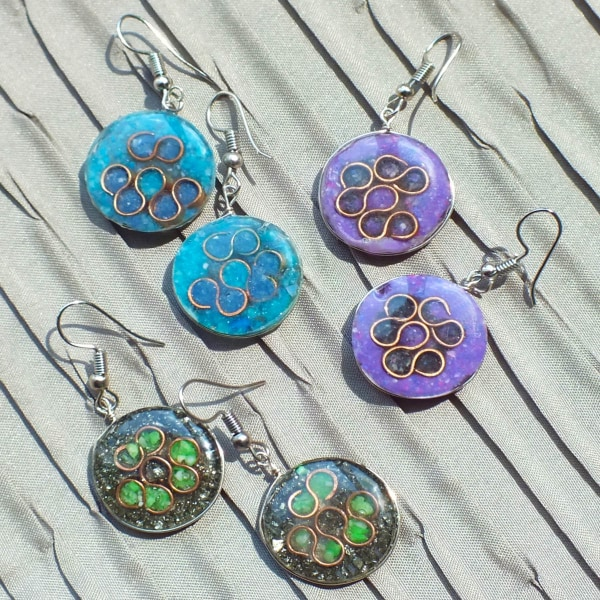 Peruvian Earrings