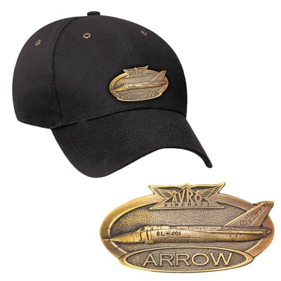 Avro Arrow Vintage Cap