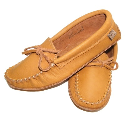 Authentic Handcrafted Canadian Moccasins