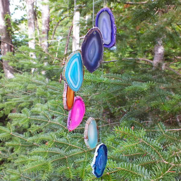 Agate Wind Chime