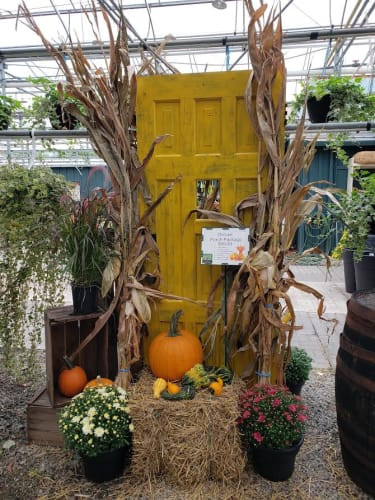 Deluxe Fall Porch Package