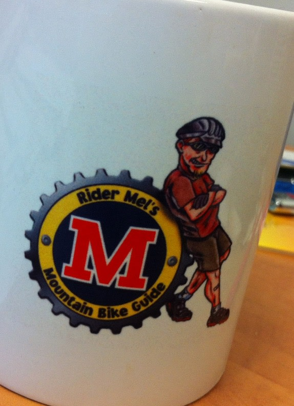 The Official Ridermel Mug That Your Friends Don't Have
