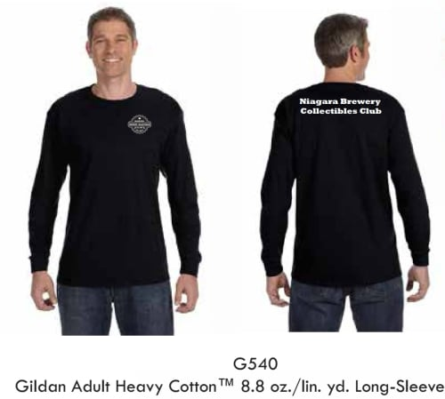 BCCA Long Sleeve Shirt