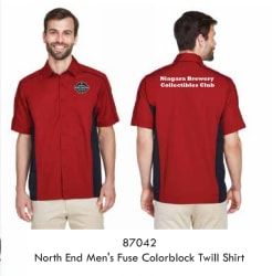BCCA Bowling Shirt
