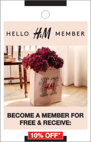 H&M Member