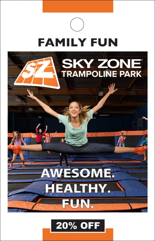 image about Sky Zone Printable Coupons named Sky zone mississauga coupon 2018 : Dora coupon code
