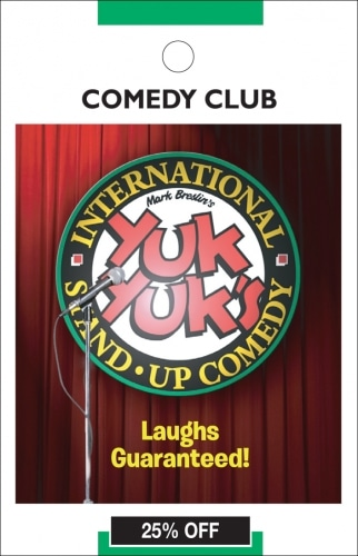 Yuk Yuks Comedy Club