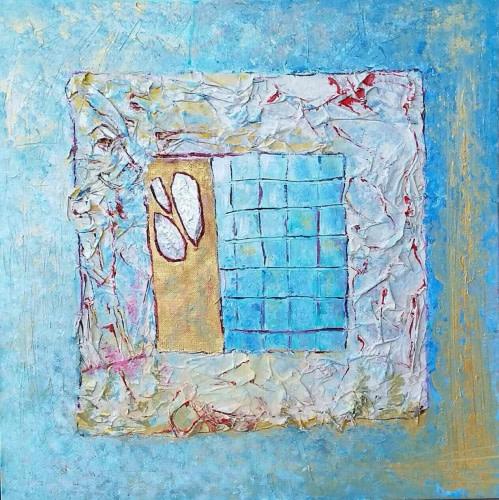 Through the Blue