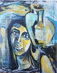 Woman with Jar 4