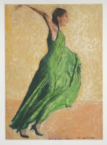 Flamenco Dancer #29