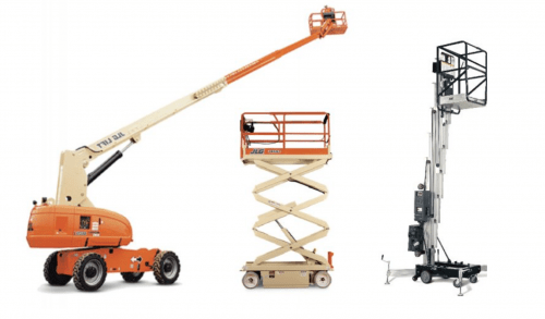 Aerial Lift & Aerial Work Platform Training