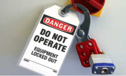 Lockout Tagout for Authorized Workers