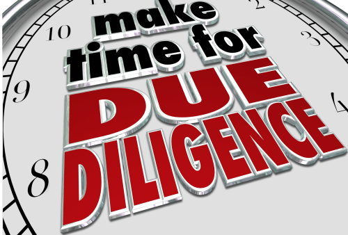 Due Diligence for Managers & Supervisors