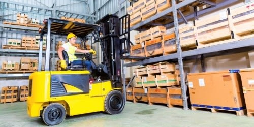Fork Lift / Lift Truck Awareness