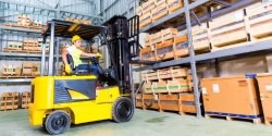 Forklift / Lift Truck Safe Operation Awareness (Industrial)