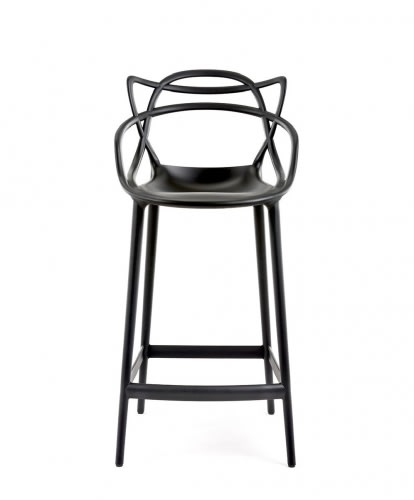 Abstract Counter Stool
